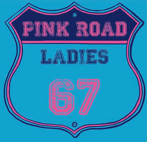 asso pink road ladies